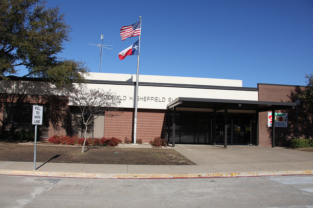 Sheffield Elementary Carrollton Farmers Branch Isd