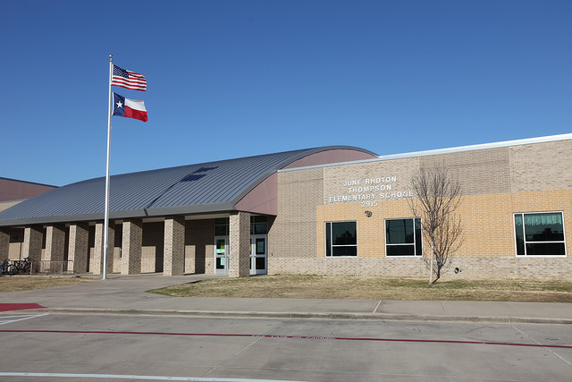 Thompson Elementary Carrollton Farmers Branch Isd