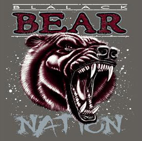 Picture of a bear with bear nation as the title