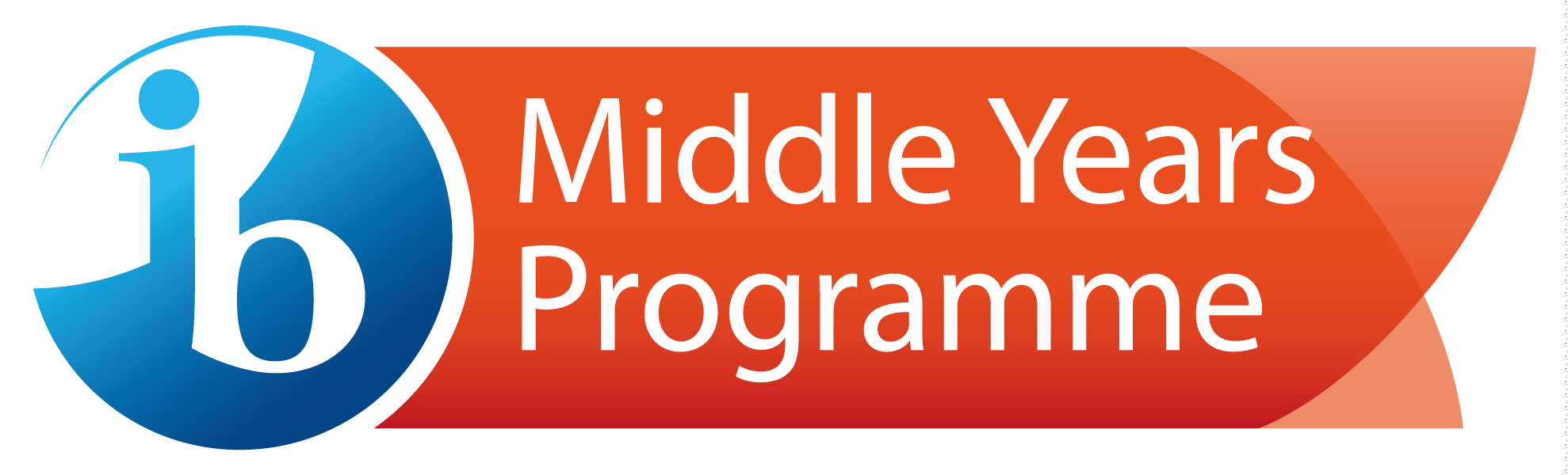 IB logo with middle years programme text