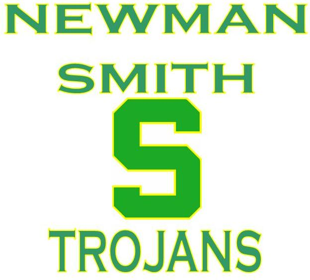 Newman Smith S Trojans logo