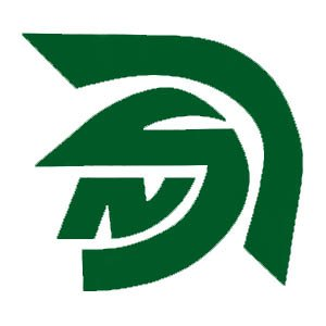smith high school logo with trojan helmet