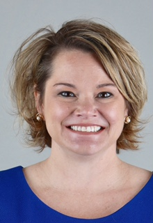 Assistant Principal at Perry Middle School, Lisa Bates