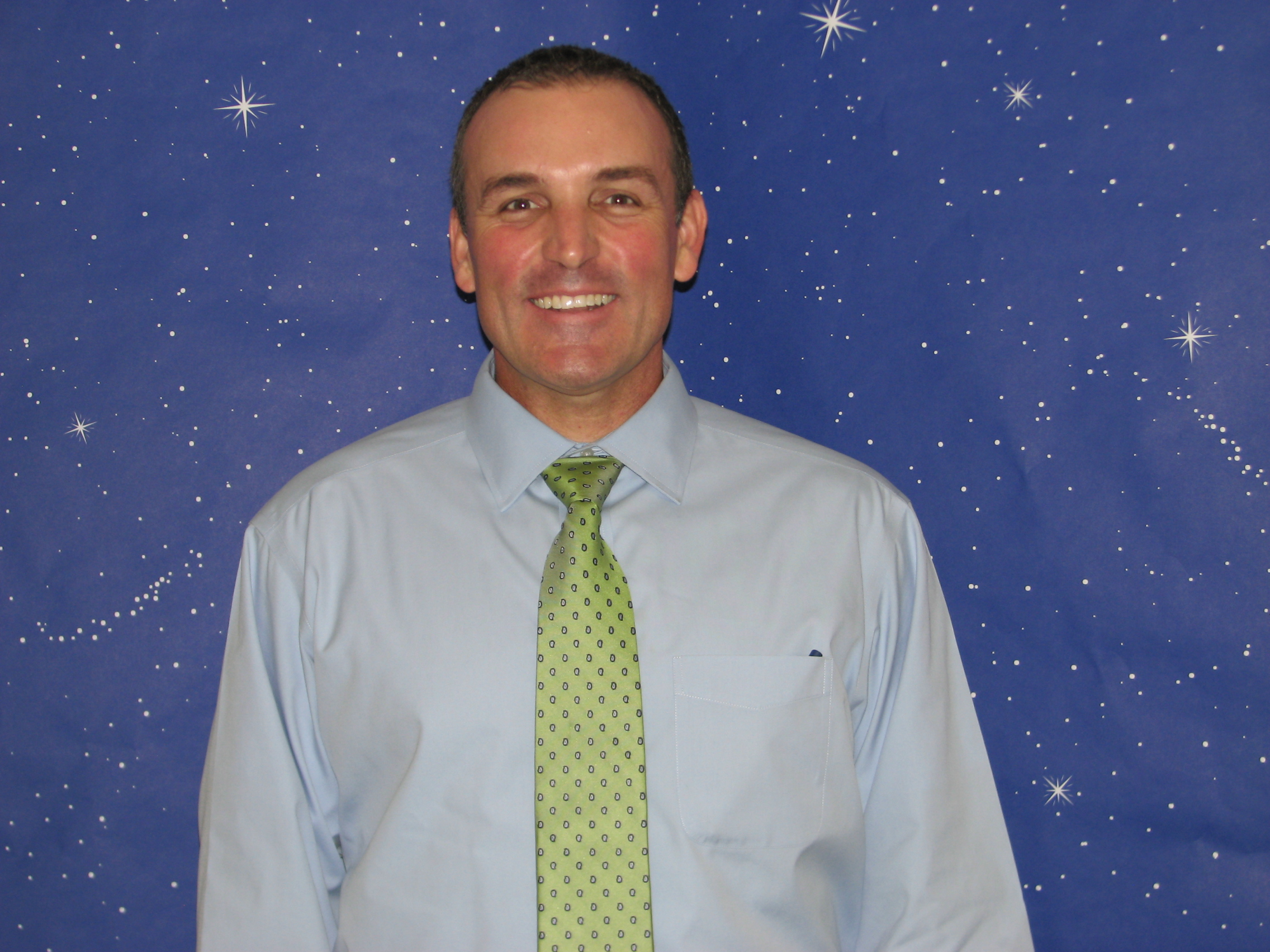 Assistant Prinicpal of Ranchview High School, Brian Anderson