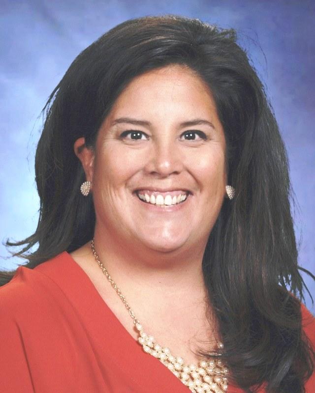 Principal of Landry Elementary, Stephanie Lopez