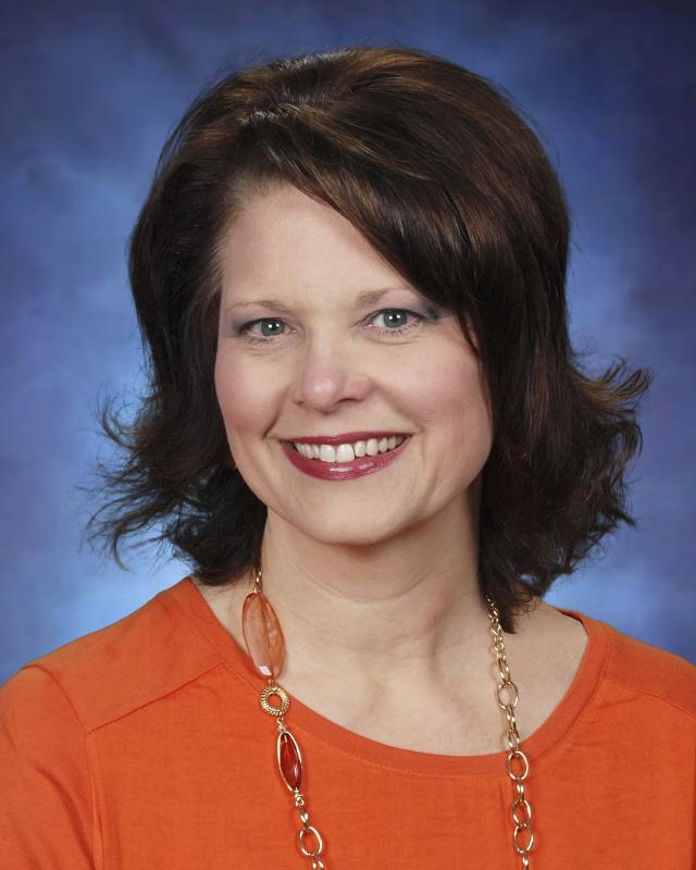 Principal of Kent Elementary, Deborah Williams