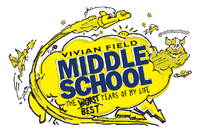 Vivian Field Middle School, the Best years of my life