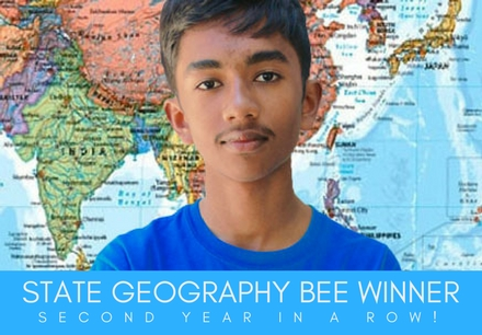 state geography bee winner