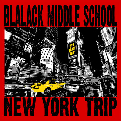 Blalack Middle School, New York Trip