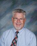 Principal of Carrollton Elementary, Phil Jackson