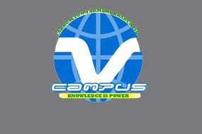 V-campus logo