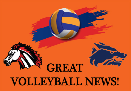 Volleyball news regarding ranchview and creekview