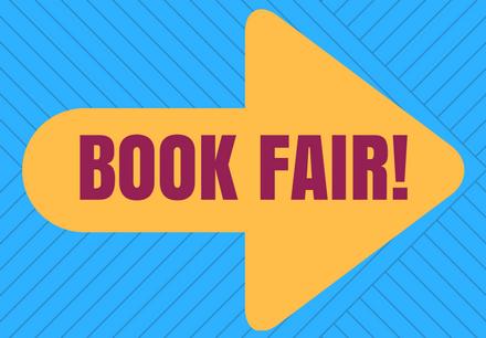 Book Fair. Click for more info.