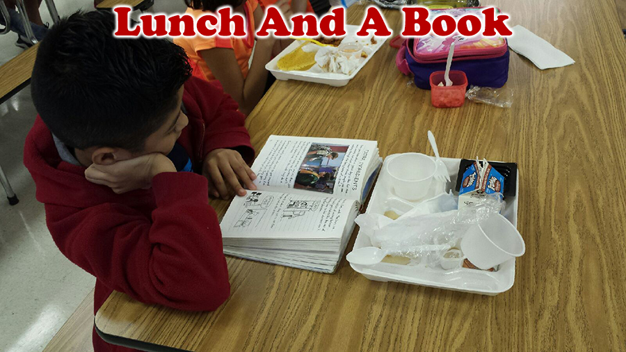 Lunch & a Book at Furneaux Library