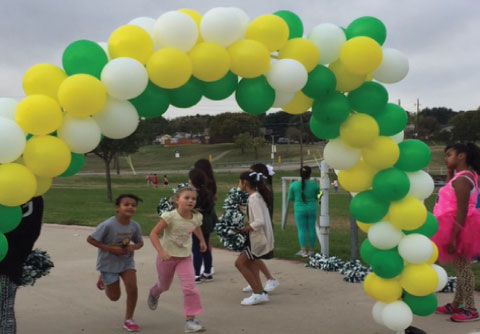 Thompson Elementary Hosts 3rd Annual Cougar 2K Run