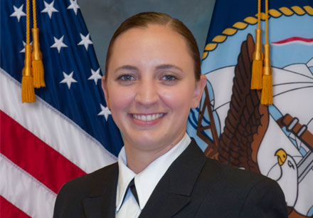 Vanessa Poland, US Navy
