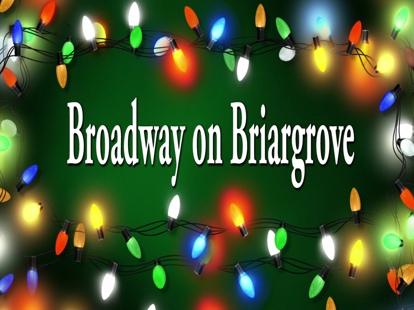 Broadway on Briargrove at McKamy Elementary