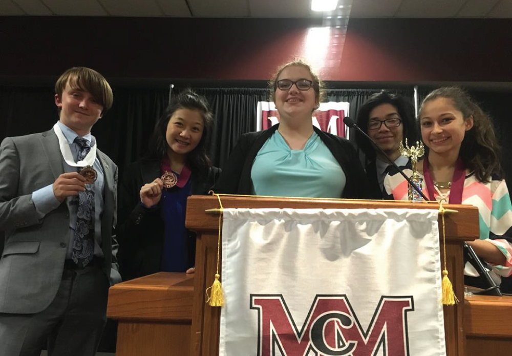 Newman Smith Debate wins McMurry University tournament