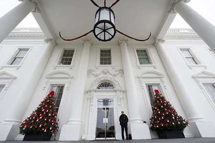 CFB Librarian selected to decorate the White House