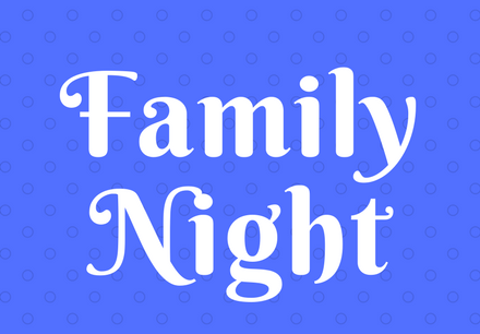 Turner High School Family Night 1600 S. Josey Ln. Carrollton TX 75006 February 1, 2017 - 5:30-7:30PM