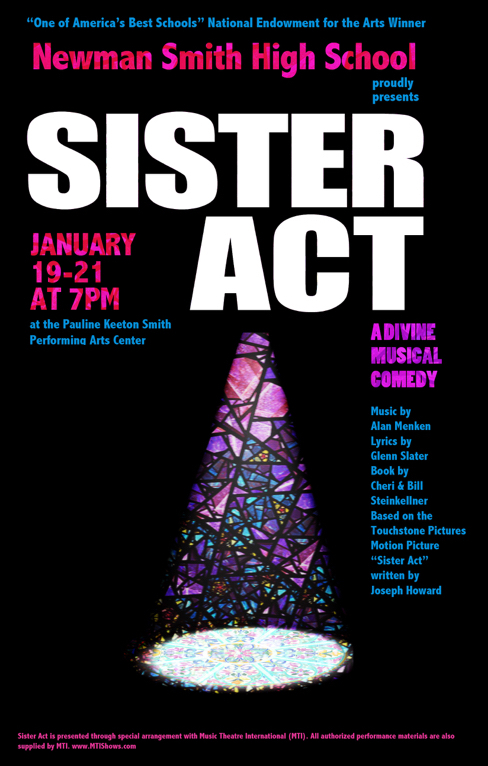Sister Act by Newman Smith