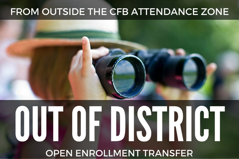 Out of District Open Enrollment Transfer