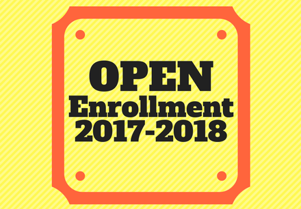 Open Enrollment 2017-2018