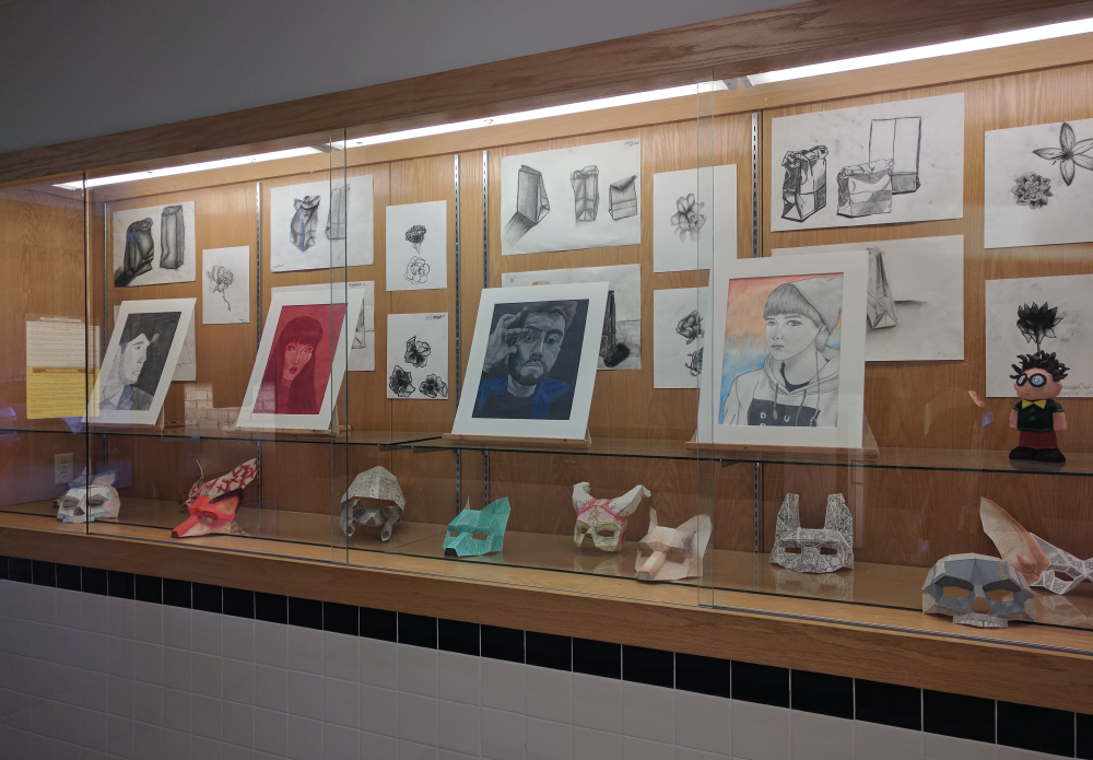 R.L. Turner Students Earn 3 Medals at VASE Competition
