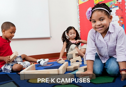 Pre K Campuses Carrollton Farmers Branch Isd