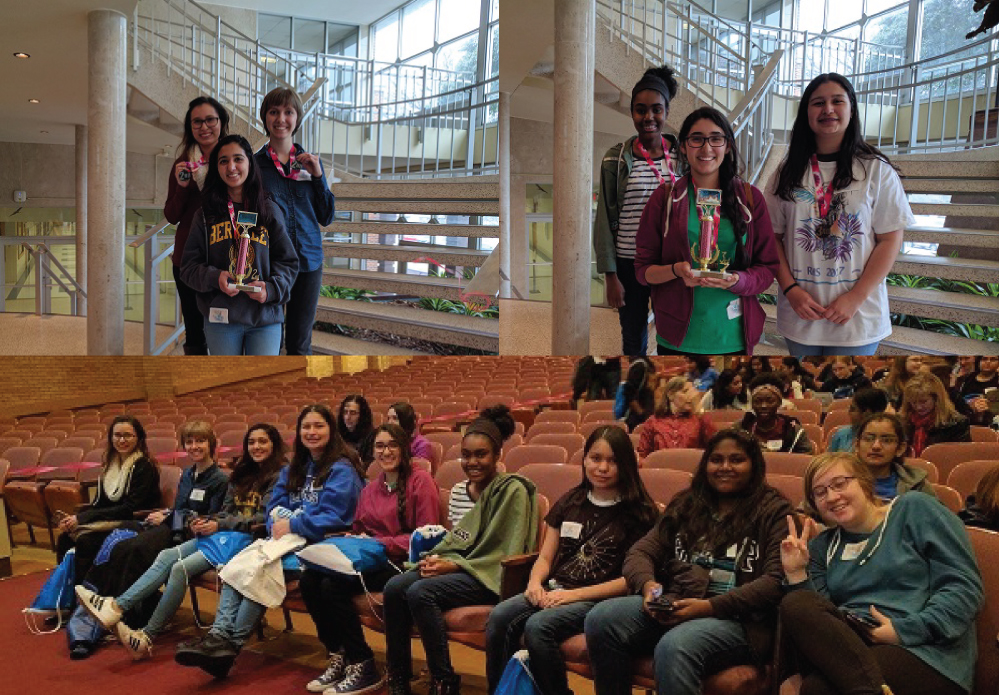 R.L. Turner Students Place 2nd and 3rd in Programming Competition