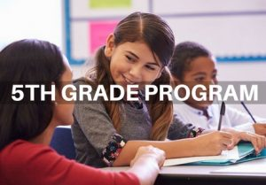 Fifth Grade Summer Program