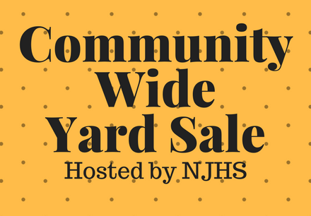 Community Wide Yard Sale