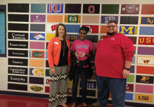 R.L. Turner Student Honored by University of Texas at Dallas