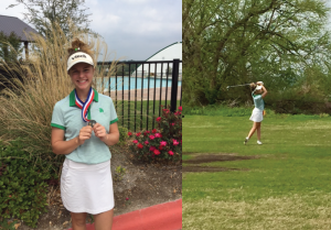 Congratulations to Senior Female Newman Smith High School Trojan Golfer Casey Washmon- she shot an 80. The golf team competed against possible Regional Qualifiers at the Regional Site. Casey finished as the 2nd place medalist yesterday, March 28, at the Rockwall Athletic Club at our District Preview Event hosted by North Forney. Casey has committed to playing golf at University of Mary Hardin Baylor in Belton, Texas next fall. The District Tournament will be on Monday and Tuesday April 10th and 11th @ Twin Creeks in Allen.