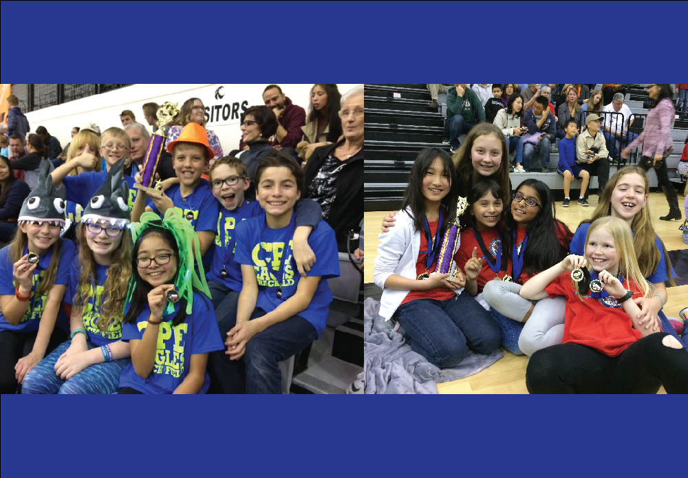 "CFBISD Students Compete in ""Destination Imagination"""