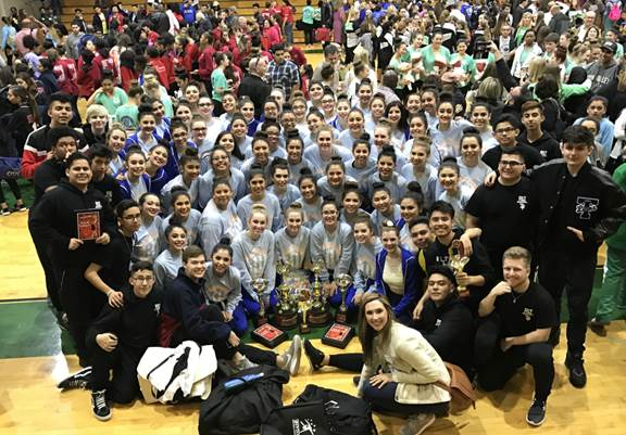 RLT Wrestling goes to state competition! Please congratulate the R.L.Turner Wrestling Team for a job well done at the Texas State High School Wrestling Championships in Houston. Dario Rivera, Abram Gonzalez, Matt Peoza, Esua Giron, and Matt Thorp wrestled well against the best in the state. Special recognition goes to Gabriela Aguinada. On day one of the state championships, she went undefeated earning back to back wins. By the end of the tournament, she placed 6th in the entire state of Texas in the 110 pound weight class division. The R.L. Turner Wrestling Team wants to thank everyone for their support and looks forward to continued success. RLT Destination Imagination advances!! The RLT D.I. team took 2nd place last week, and only missed 1st place by less than (1/2) a point. They beat out teams that have been competing together for 11 years! The team has qualified to compete at the Texas State DI Tournament in Lubbock in early April. RLT DECA advances!! The RLT DECA Pride competed in the State Competition in San Antonio, and advance to compete at the International Conference in April. Please congratulate: Jose Alvarado Sahil Jiwani Angelica Luna Hillary Martinez We also have alternates who may be moving on to compete: Raul Gurrola Raul Garcia RLT Lionettes and Men's Dance Team clean up at competition!! The RLT drill team and men's dance team competed at the Showtime International dance competition, and received the following awards/distinctions: The Lionette officers received best in category for their Jazz, Lyrical, and Contemporary routines. The also received sweepstakes, judges award and CHAMPIONS CIRCLE! The Lionettes received best in category for their High Kick. They also received sweepstakes, judges award and CHAMPIONS CIRCLE! The Men's Dance Company received best in category for their Contemporary routine and a first division trophy!