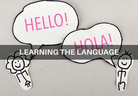 Learning the Language