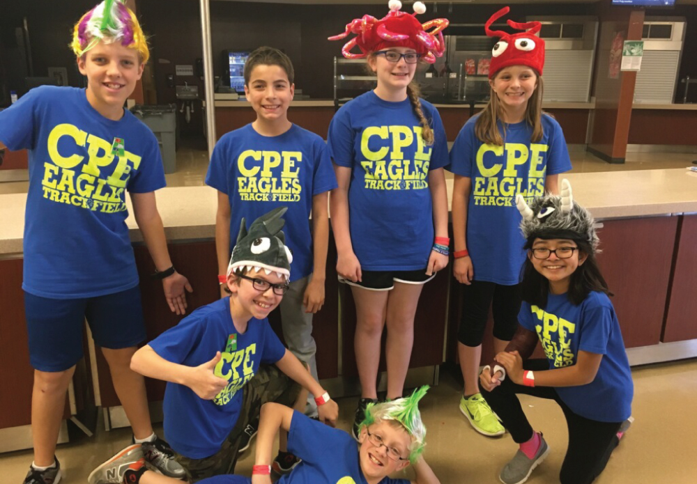 Country Place Destination Imagination Team Place 2nd at State Tournament
