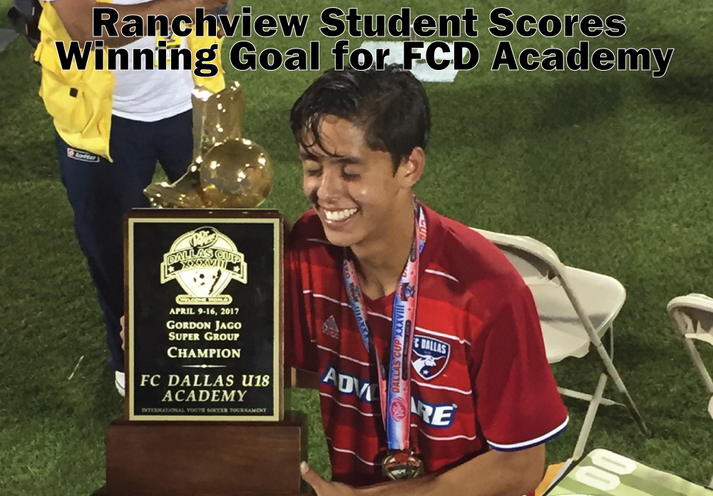 FCD Academy wins First Dallas Cup at Super Group Level