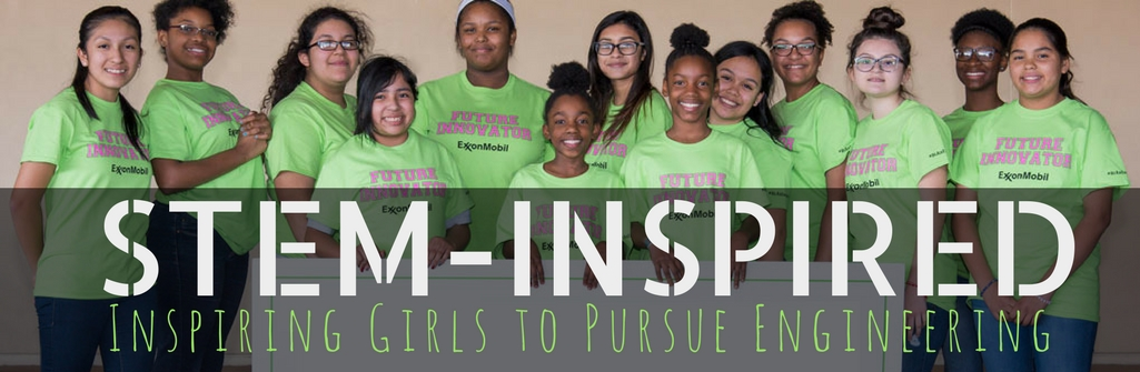 Girls inspired to pursue engineering