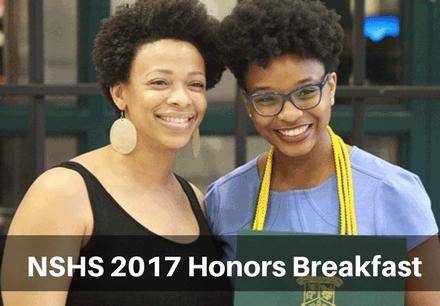2017 Honor Graduates