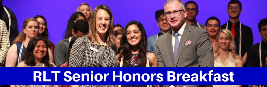 RLT Senior Honors Breakfast