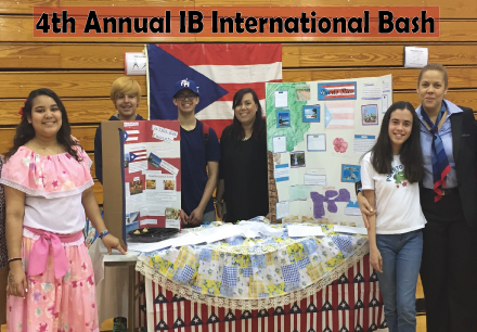 4th Annual IB International Bash