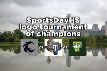 SportsDayHS Logo Tournament of Champions (Photo by Dallas Morning News)