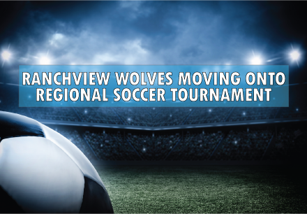 Ranchview Wolves Moving Onto Regional Soccer Tournament