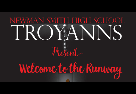 "Newman Smith High School Troyanns Present ""Welcome to the Runaway"" Spring Show 2017 April 27th & 28th at 7PM Pauline Keeton Smith Performing Arts Center Tickets are $10.00 at the door Advance tickets can be purchased for $5.00 prior to Thursday night show."