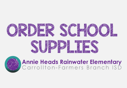 Order School Supplies