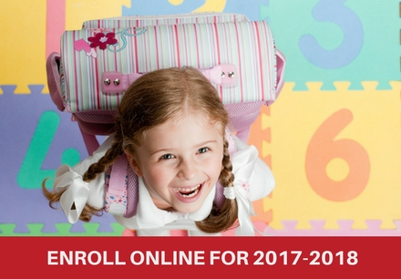Click here to enroll your child online for 2017-2018