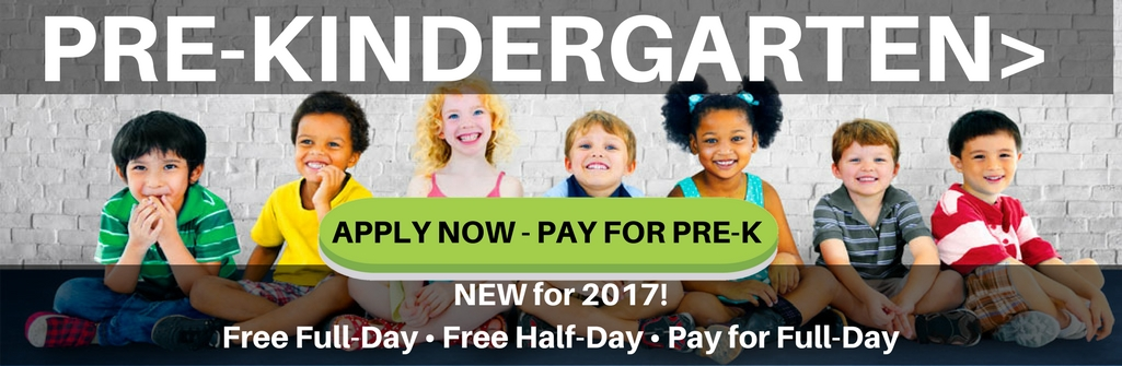 Apply for Pay for Pre-K