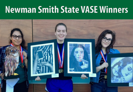 Newman Smith State VASE Winners